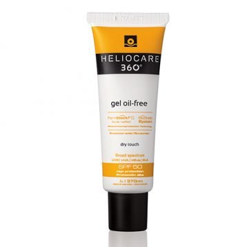 Heliocare 360 Protector Solar Gel Oil Free